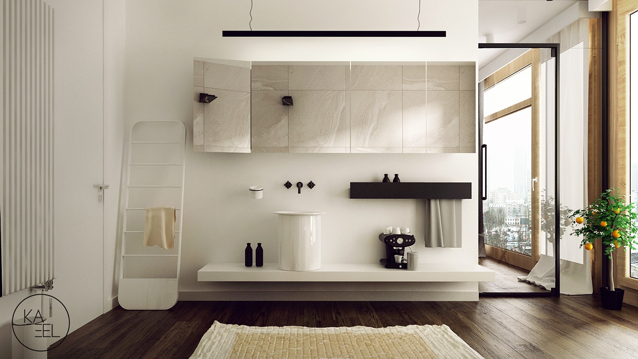 Interior Design Simple Bathroom