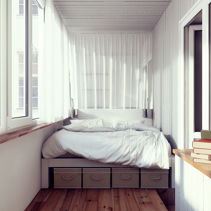 400 Square Feet Studio homes under 400 square feet: 5 apartments that squeeze utility out