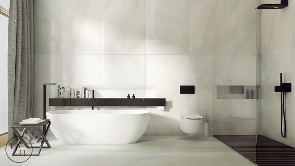 white-soaking-tub