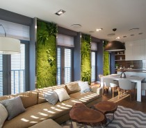 The design team admits to being incredibly inspired by this space, largely due to the views of the River Dnipro, the longest river in the Ukraine.