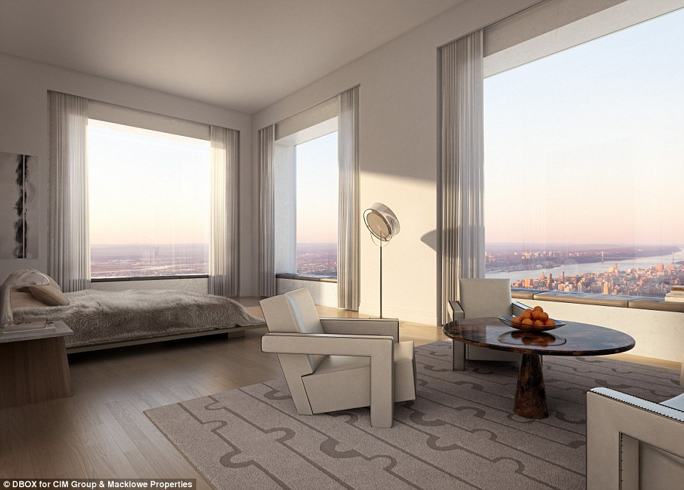 Apartment With A View - 432 park avenue the tallest residential building in the western hemisphere