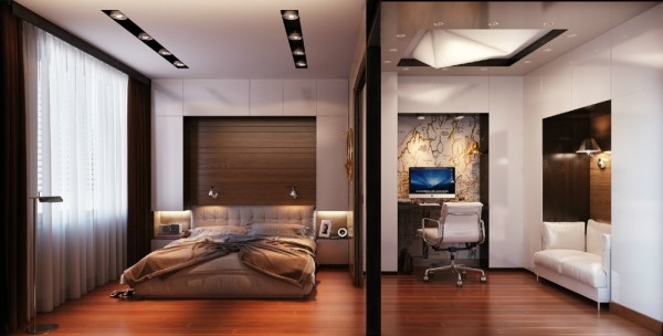 bedroom-with-office-area