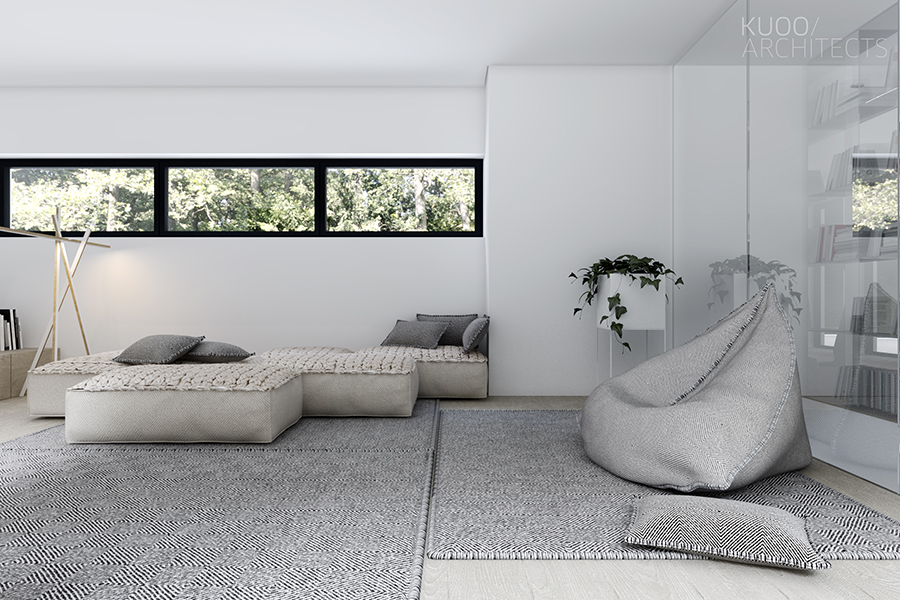 Cozy Seating Ideas - Sleek and simple luxury in luxembourg