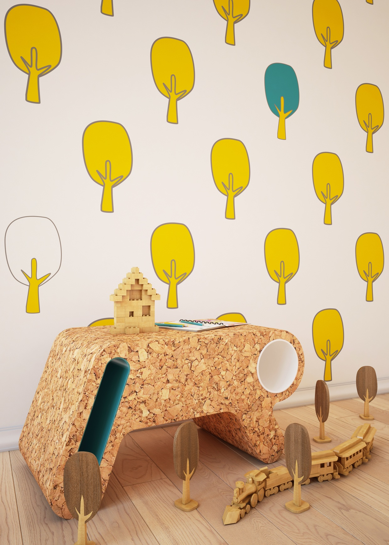 Creative Kids Toys - Cute kids rooms by fajno design