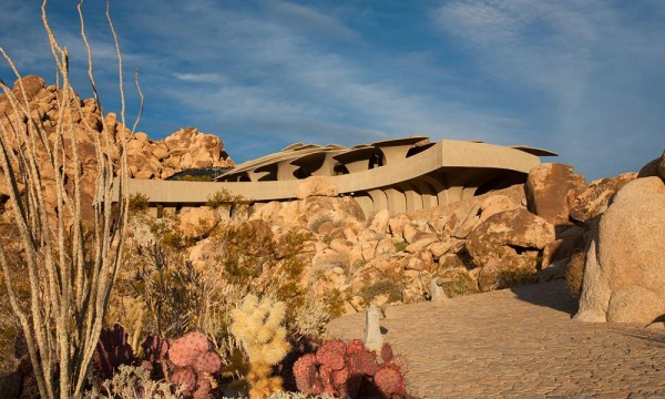 The home sits on 10 acres though the building itself measures 4,643 square feet.