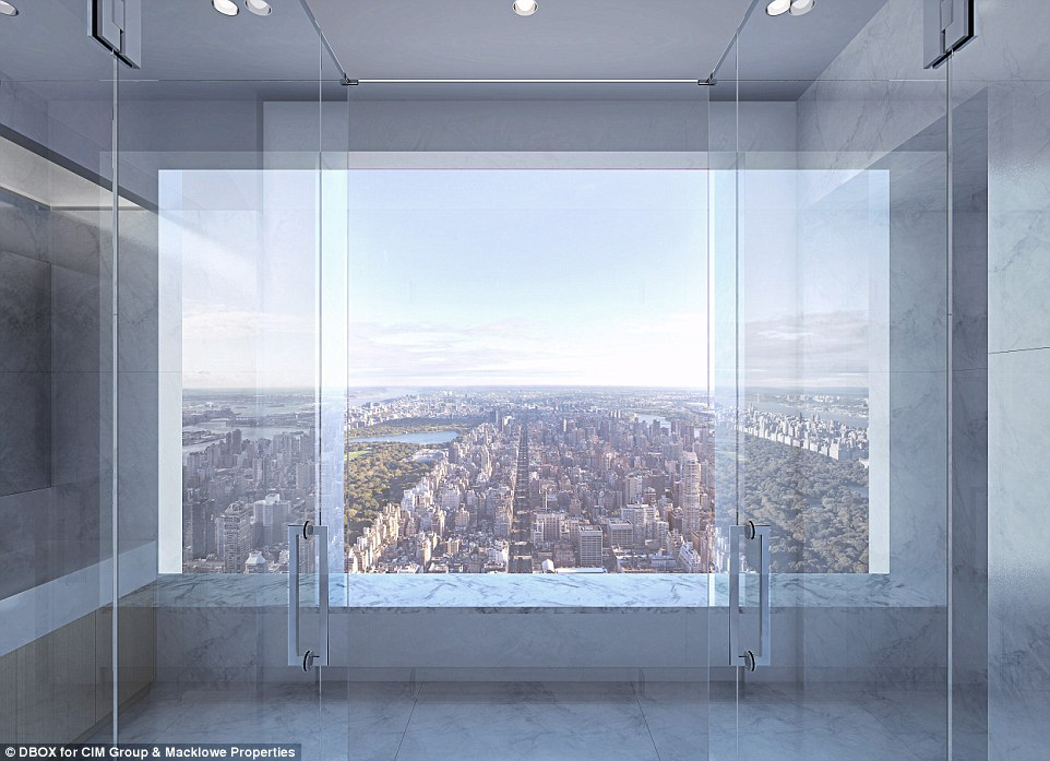 Glass Apartment Design - 432 park avenue the tallest residential building in the western hemisphere