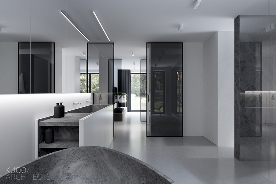 Gray Marble Design - Sleek and simple luxury in luxembourg