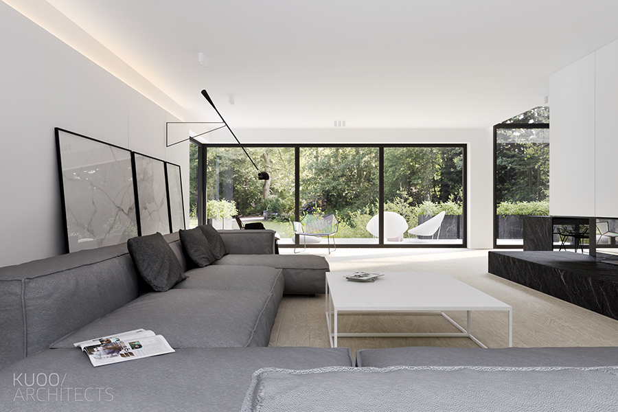 Gray Sofa Options - Sleek and simple luxury in luxembourg