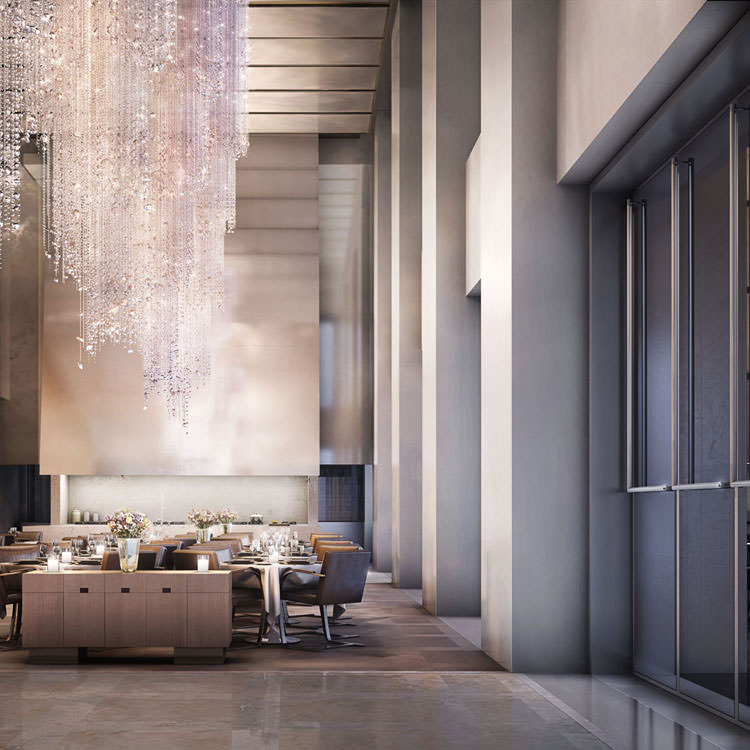 Huge Luxury Apartment - 432 park avenue the tallest residential building in the western hemisphere