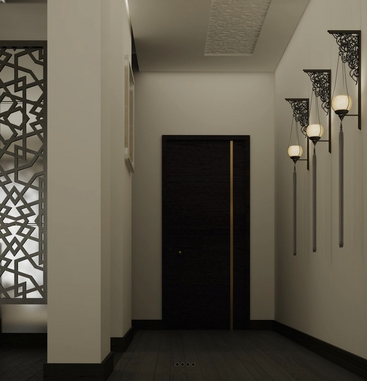 Intricate Sconce - Moroccan style interior design