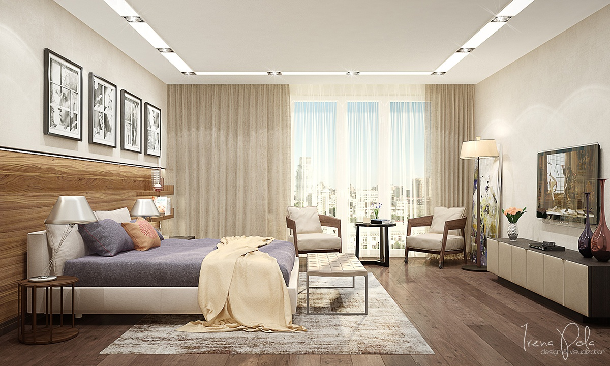 Lovely Bedroom Design - Super luxurious apartment in kiev ukraine