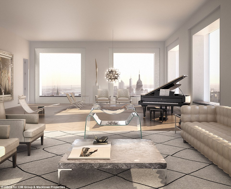 432 Park Avenue, the Tallest Residential Building in the Western Hemisphere