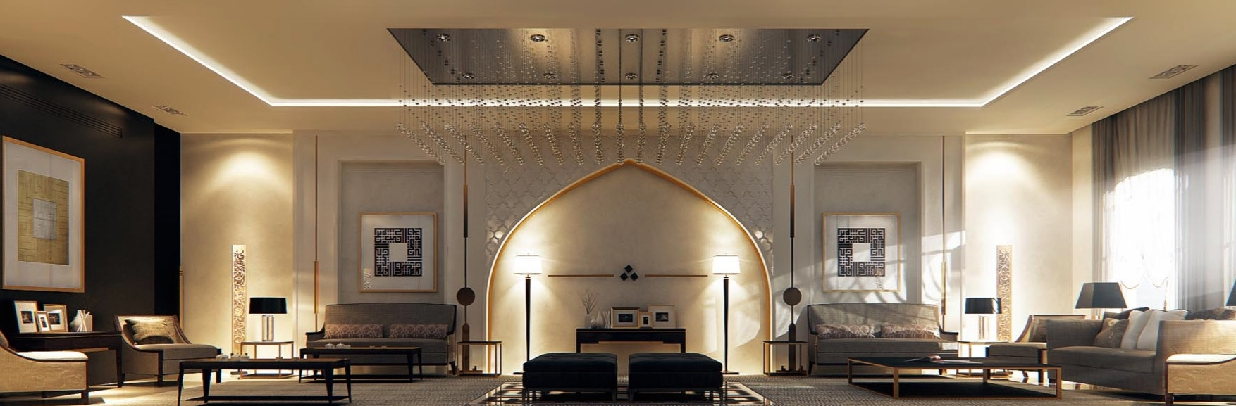 Modern moroccan interior design ideas Moroccan interior design