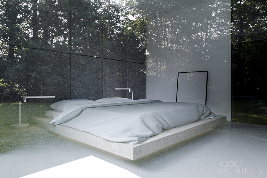 Modern Platform Bed - Sleek and simple luxury in luxembourg