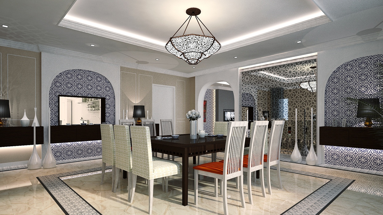 Moroccan home design home design for Design appartement interieur maroc