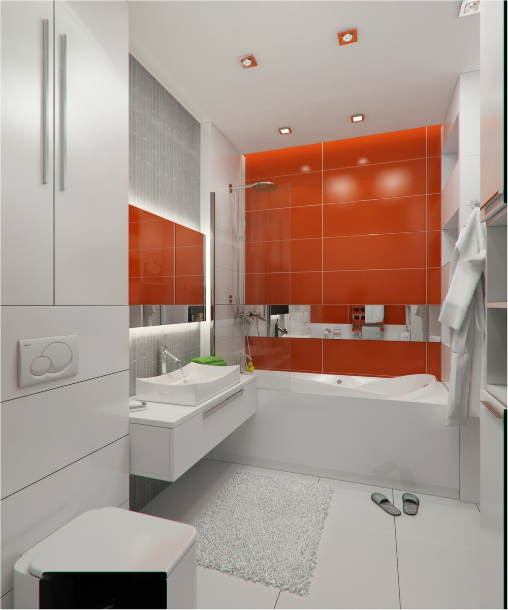 Kitchen Makeover For About 100 Give Your Orange Oak: 3 Distinctly Themed Apartments Under 800 Square Feet With