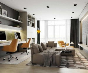 Modern Design Living Rooms Delectable 25 Modern Living Rooms With Cool Clean Lines Inspiration Design
