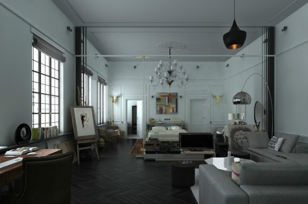 distinctly themed apartments under 800 square feet 75 square meter
