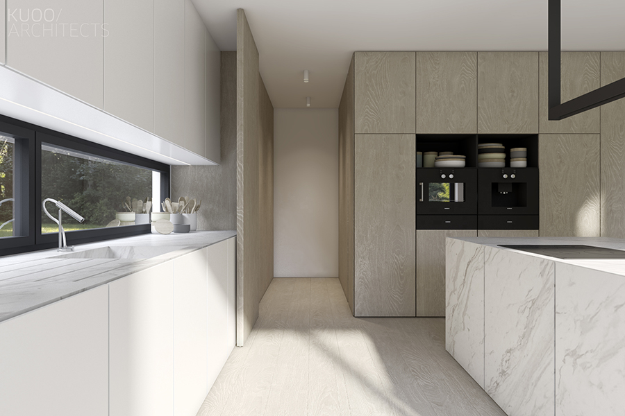 Super Sleek Kitchen - Sleek and simple luxury in luxembourg