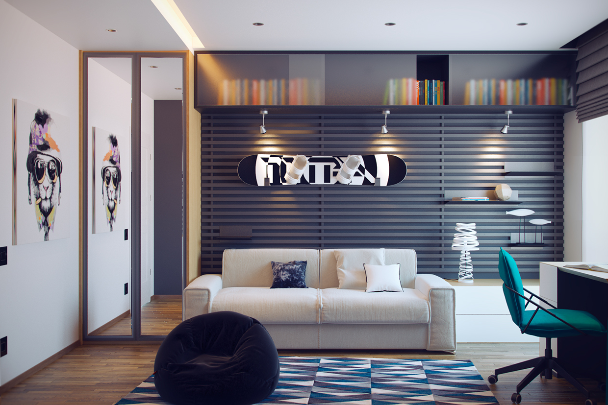 Teenager Room Design