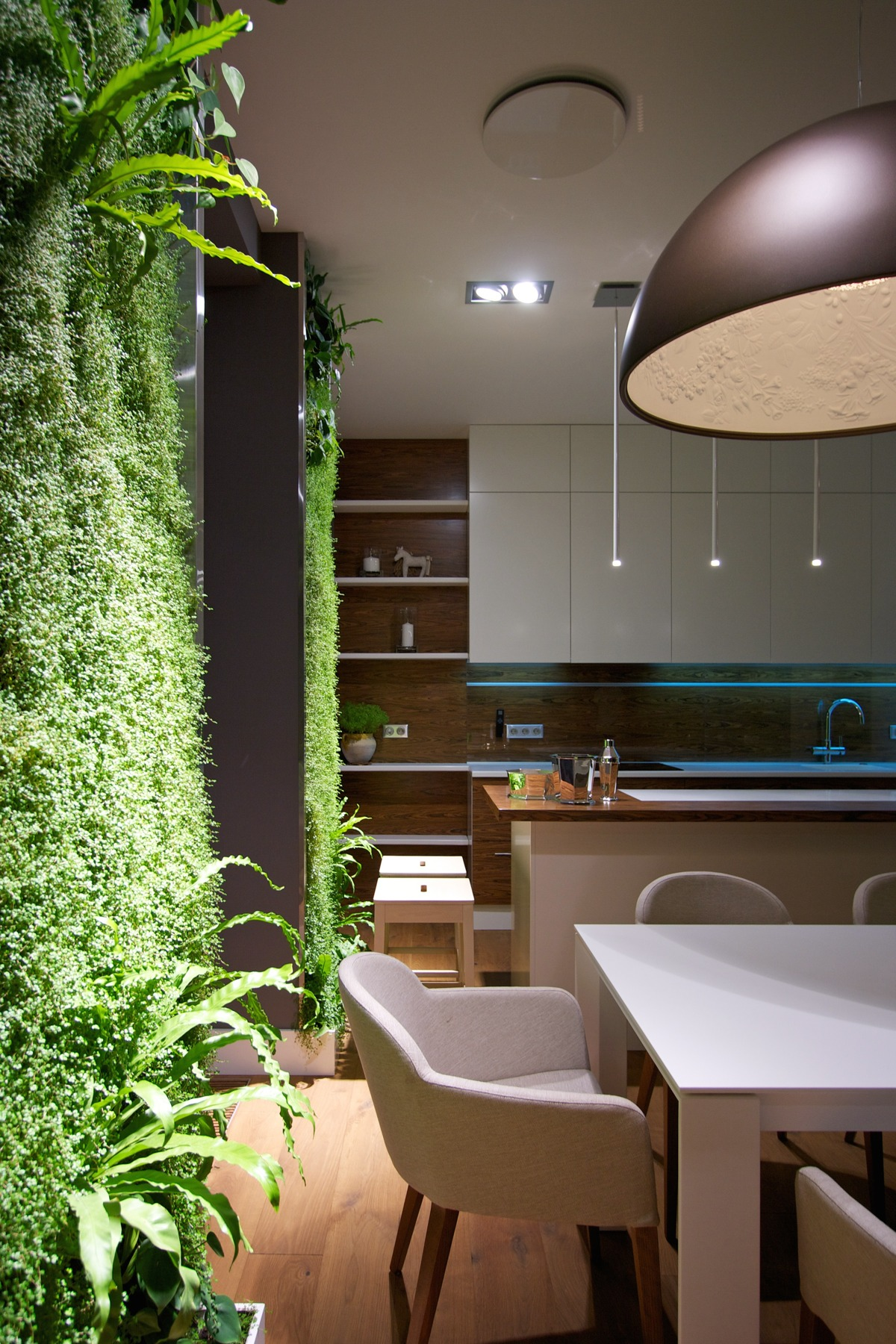 verticalindoorgarden Interior Design Ideas