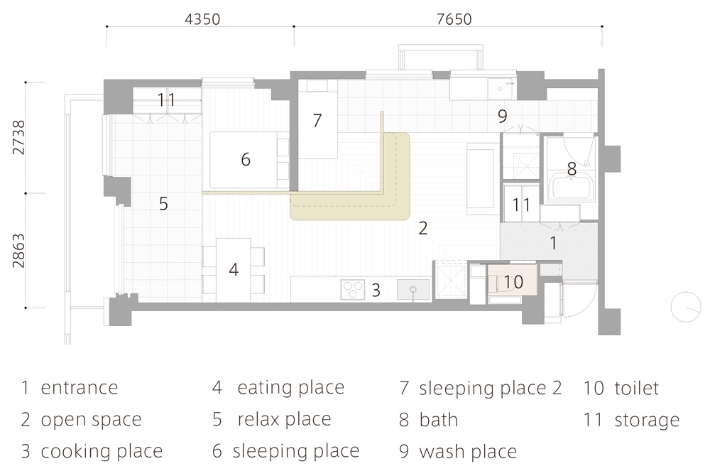 home floorplan