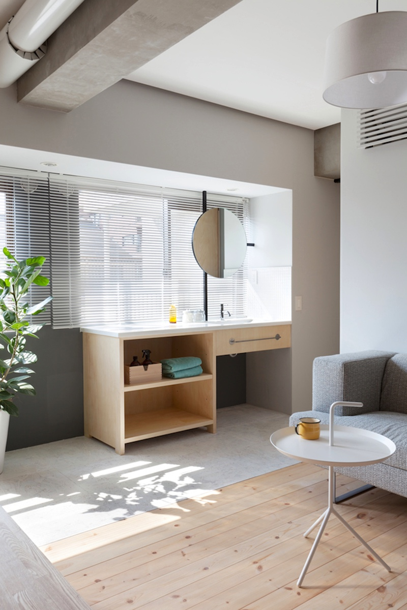 japanese apartment interior design ideas japanese apartment design Two Apartments In Modern Minimalist Japanese Style (Includes Floor Plans)