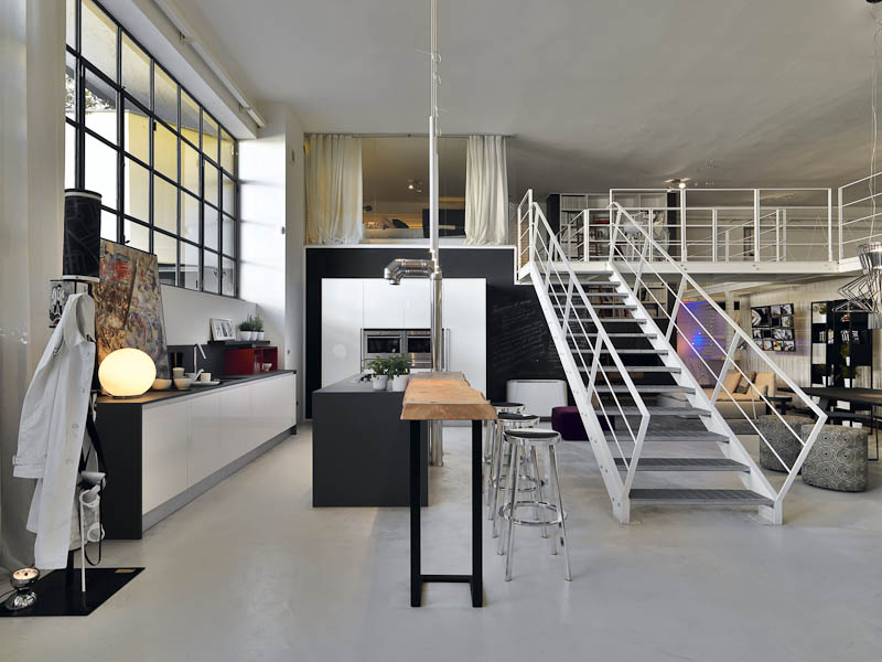 Three Creative Lofts Fit for Stylish Artists