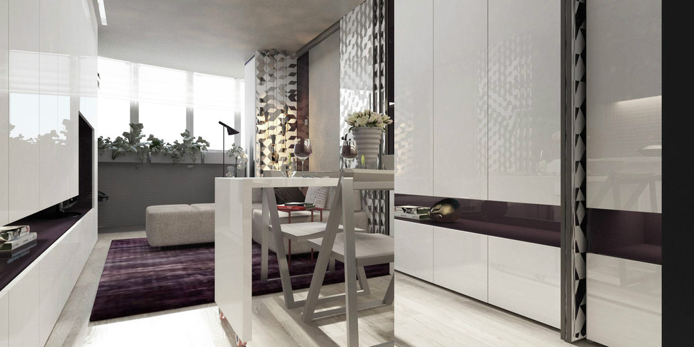325 Square Feet | 2 Super Small Apartments Under 30 Square Meters
