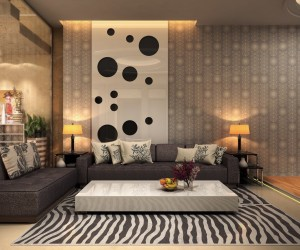 ... 21 Relaxing Living Rooms With Gorgeous, Modern Sofas · Inspirationally  Modern Interiors ...