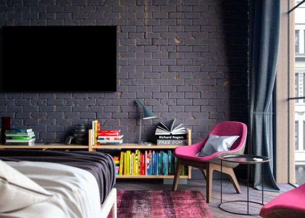 funky-bedroom-design