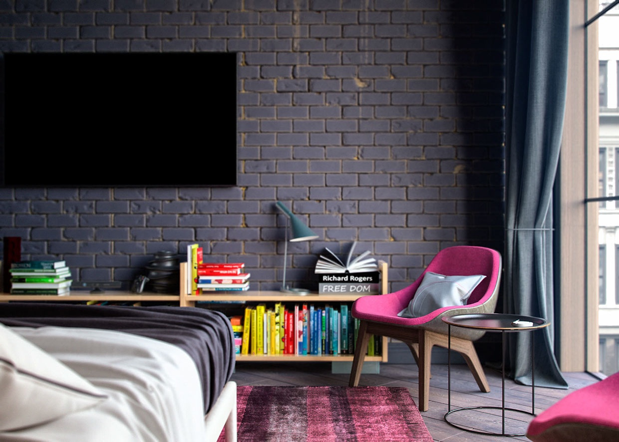 10 bedrooms for designer dreams Funky bedroom accessories