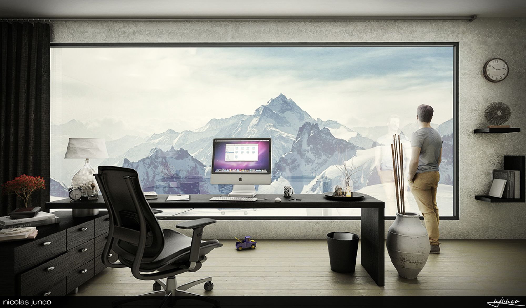 Home Office Inspiration creative and inspirational workspaces