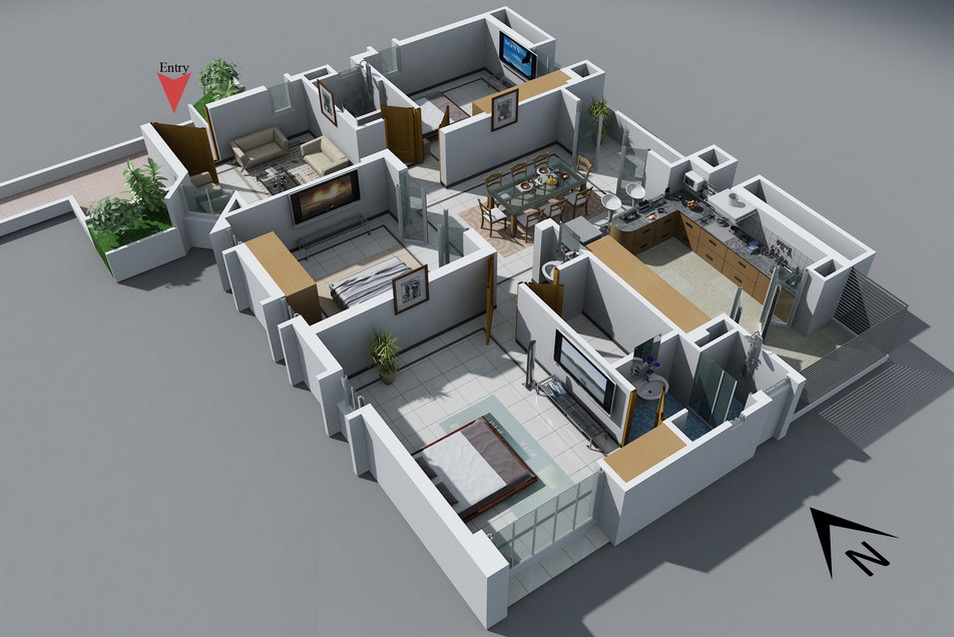 Related Images. 3D Home Layout Design  Screenshot Part 59