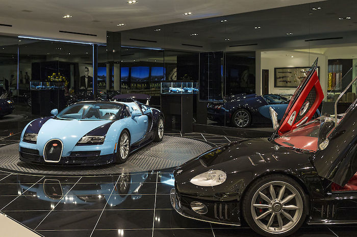 luxury garage interior design ideas