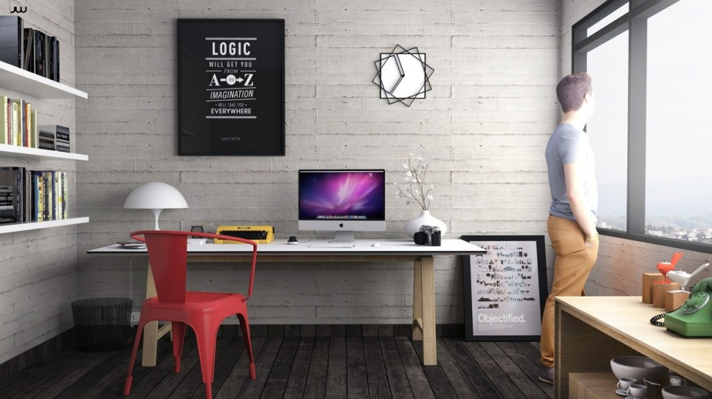 Creative And Inspirational Workspaces