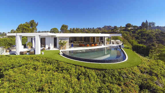 A Envy-Inducing Look Inside Minecraft Creator's Stunning Beverly Hills Home