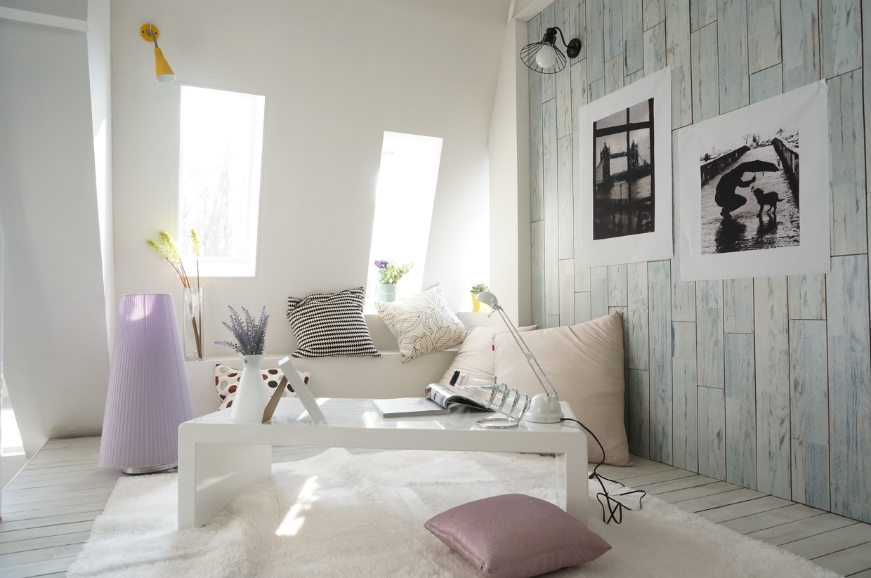 Korean interior design inspiration for Household decorative items