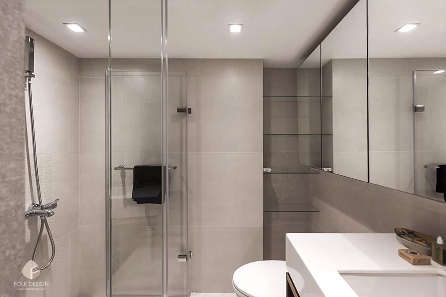 Http Www Home Designing Com 2014 12 Taipei Home Showcases Asian Minimalist Influences Simple Bathroom Decor