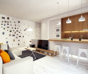 Bon Taiwanese Interior Design · 2 Sunny Apartments With Quirky Design Elements  ...