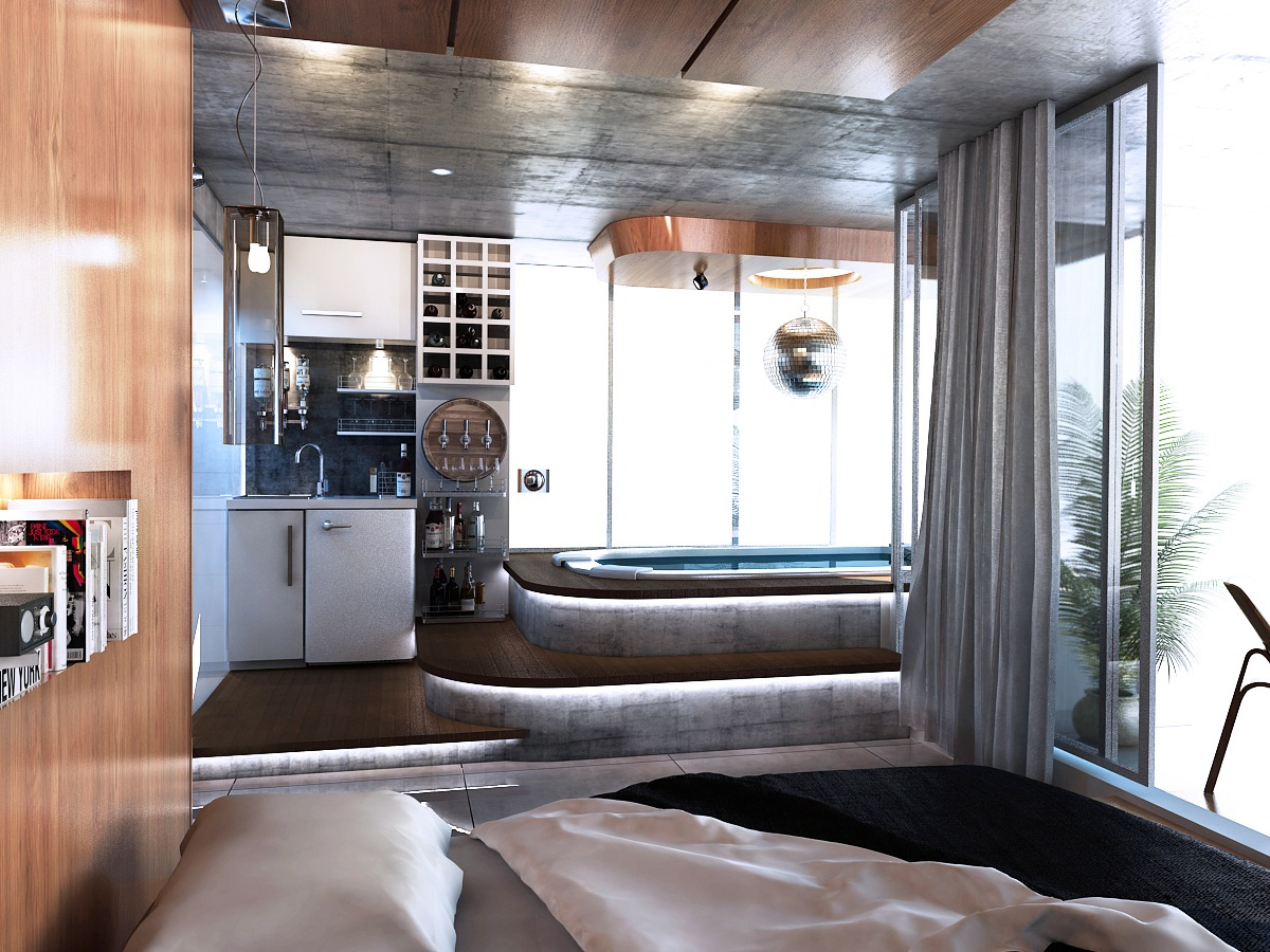 Six beautiful bedrooms with soft and welcoming design elements - Interior ideas for small bedroom ...