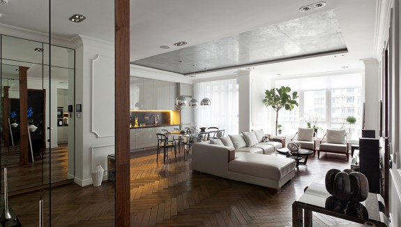 5 Posh Apartment Interiors