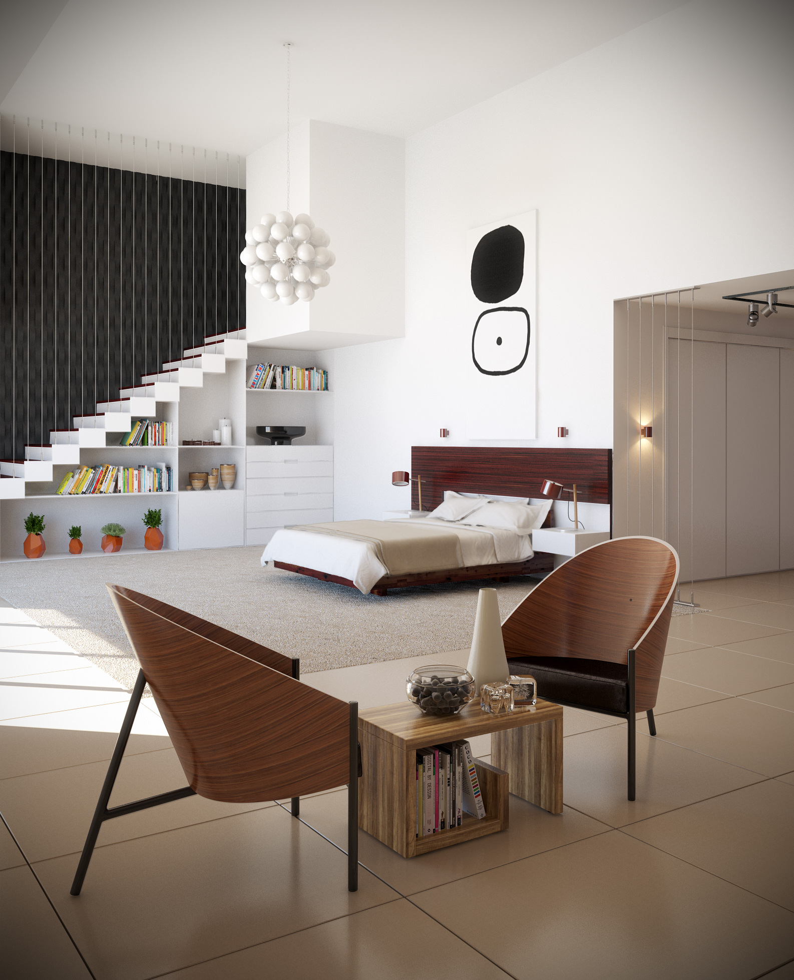 Six beautiful bedrooms with soft and welcoming design elements for Home designing com