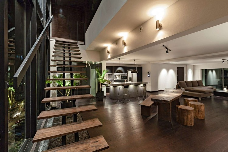 Villa In The Sky Bollywood Actor John Abraham 39 S Penthouse Home In Mumbai