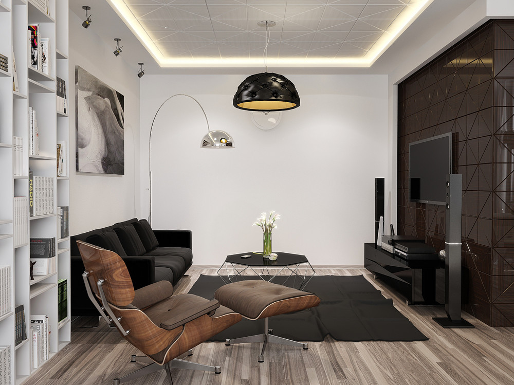 Ultimate studio design inspiration 12 gorgeous apartments for Meine wohnung click design download