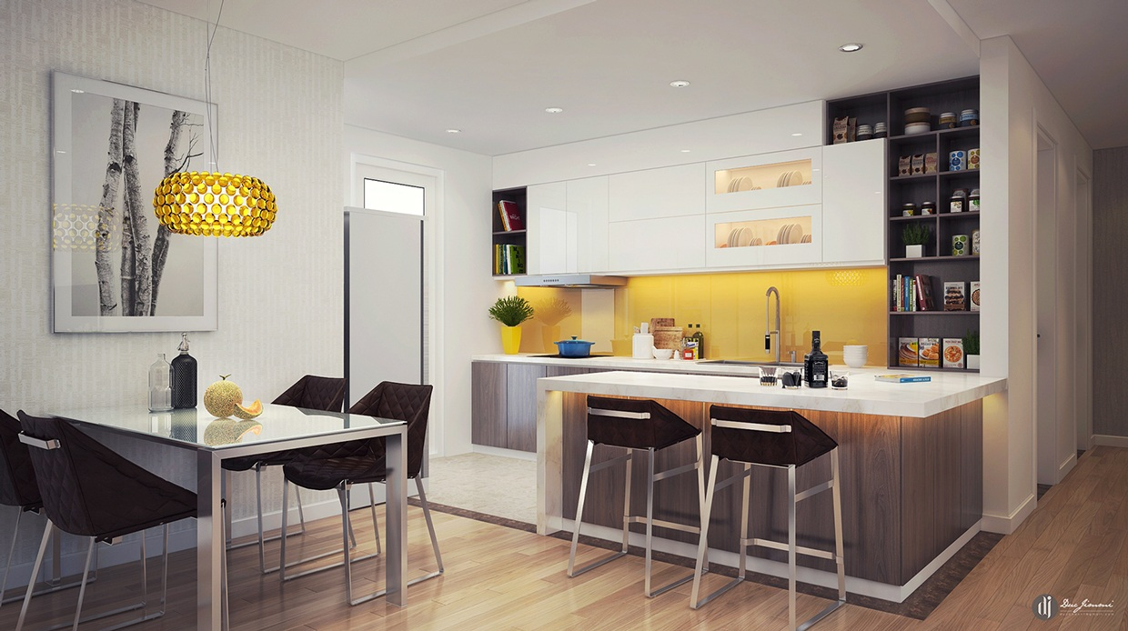 Accent colors for yellow images for Kitchen accent colors