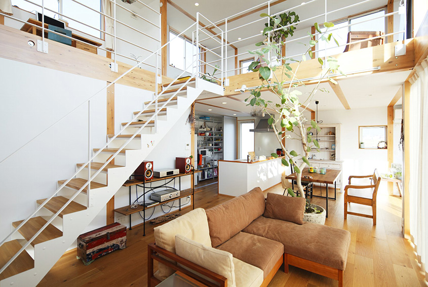 Outstanding Open Two Story House Interior Design Ideas Largest Home Design Picture Inspirations Pitcheantrous