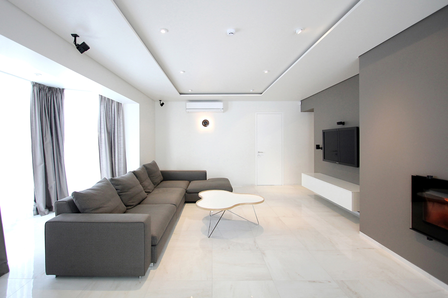 The beauty of simple minimalist interior with maximum style for Simple minimalist house