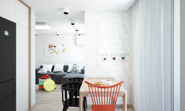 white-wall-paper