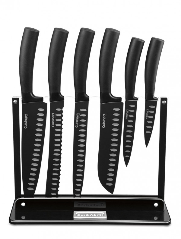 White Kitchen Knife Set 40 unique designer knives for your home